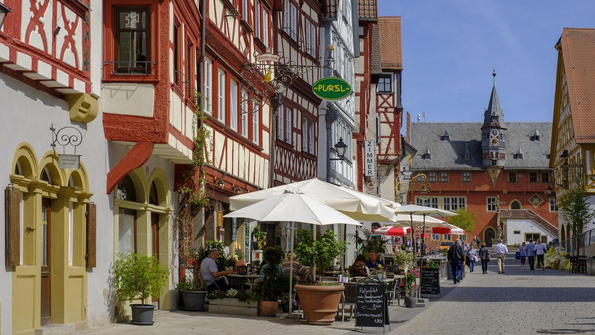 Ochsenfurter Innenstadt