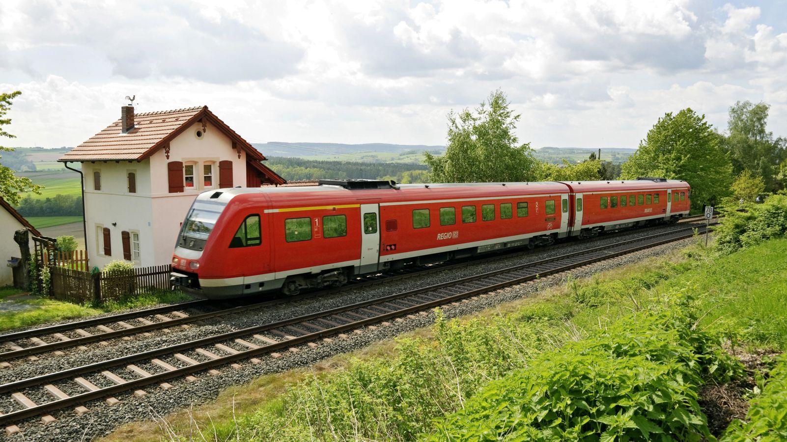 Fahrplanwechsel Im Regionalverkehr Neue Züge Neue