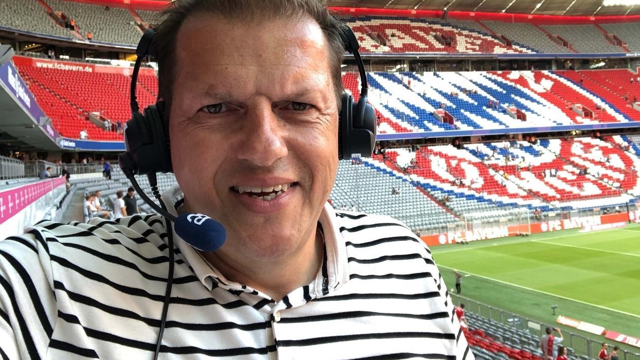 BR-Reporter Taufig Khalil