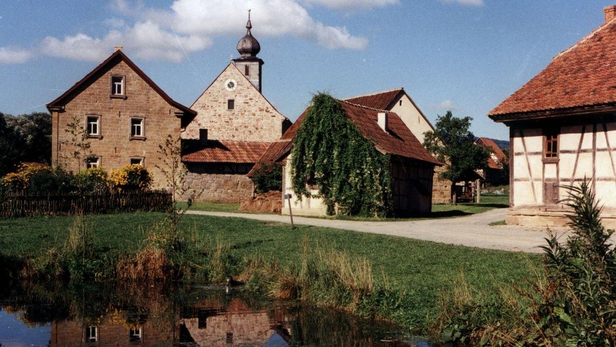 Fränkisches Freilandmuseum Fladungen