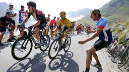 Ex-Tour-Sieger Thomas gegen Frankreich-Rundfahrt ohne Fans | Bild:dpa-Bildfunk/Yuzuru Sunada