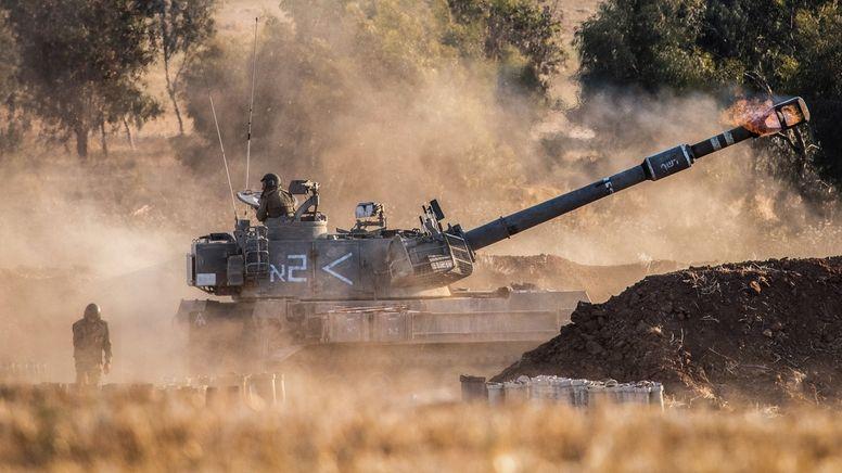 Konflikt zwischen Israelis und Palästinensern eskaliert weiter   Bild:dpa-Bildfunk/Ilia Yefimovich