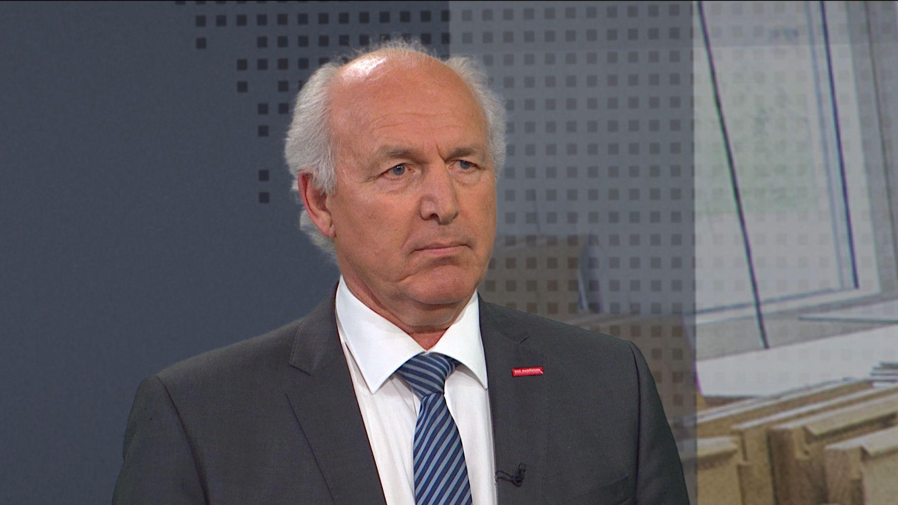 Franz Xaver Peteranderl, Präsident Bayerischer Handwerkstag