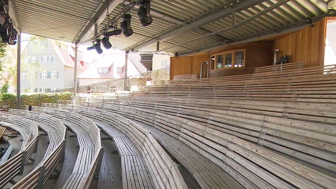 Freilichtbühne des Landestheaters Dinkelsbühl