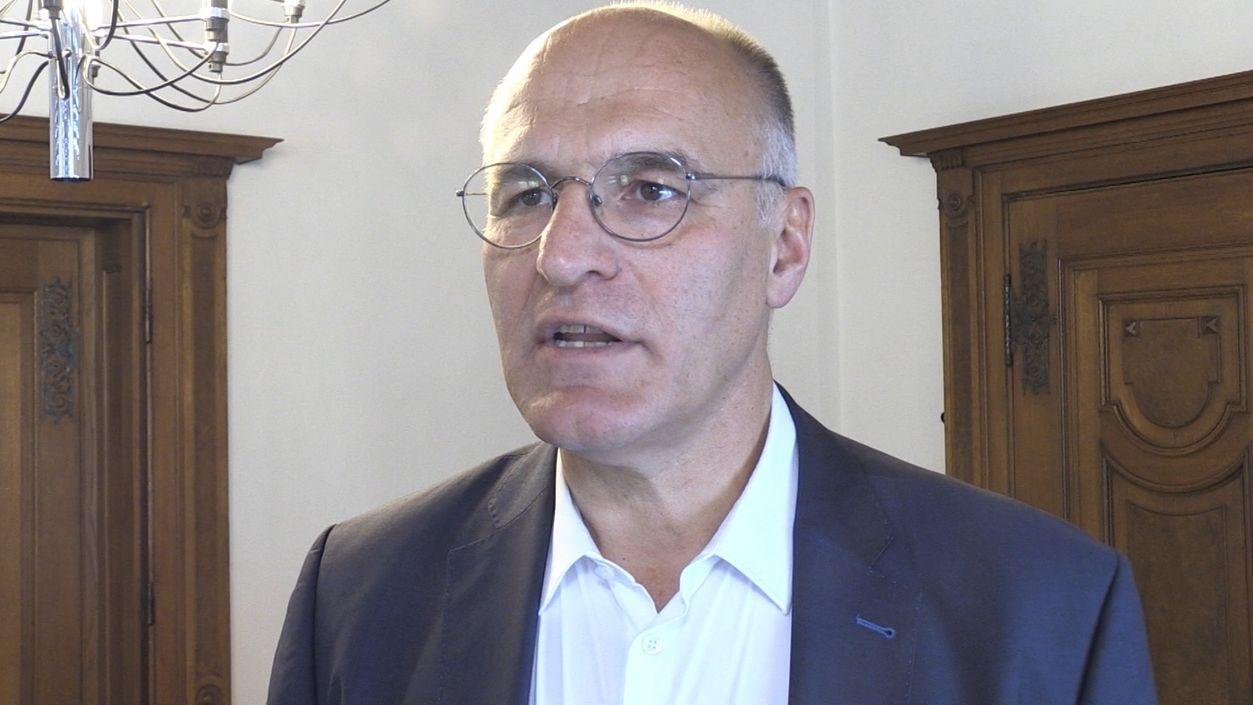 Augsburgs Oberbürgermeister Kurt Gribl