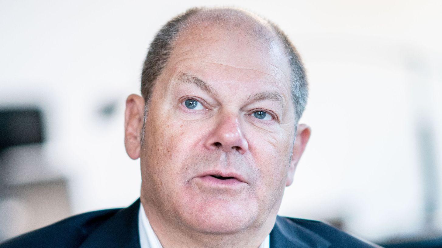 Scholz plädiert für staatliche Beteiligung an Unternehmen