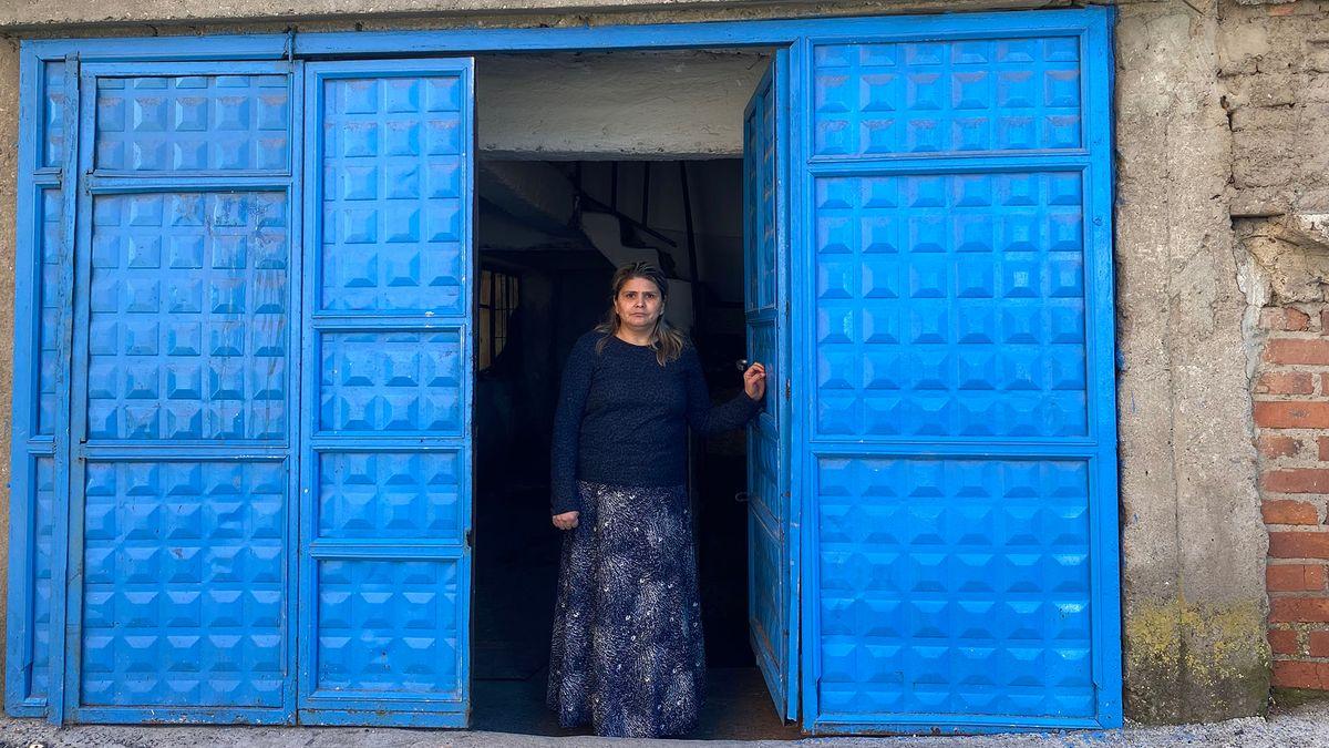 Wir leben nicht, wir überleben nur, sagt Valbona Sejdiu. Die 42-Jährige bräuchte dringend eine umfassende ärztliche Untersuchung, doch das Geld dafür fehlt.