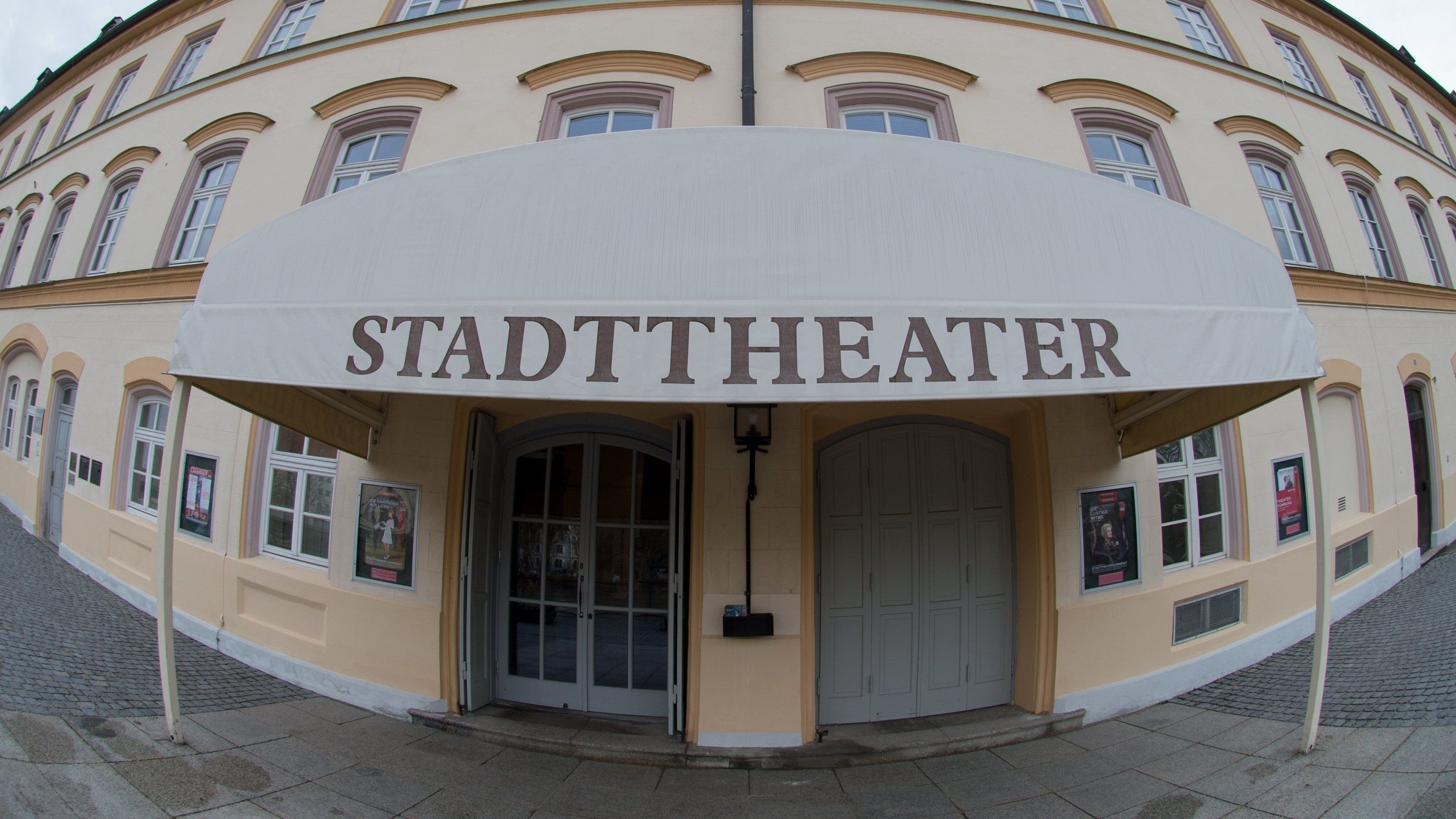 Stadttheater Landshut.