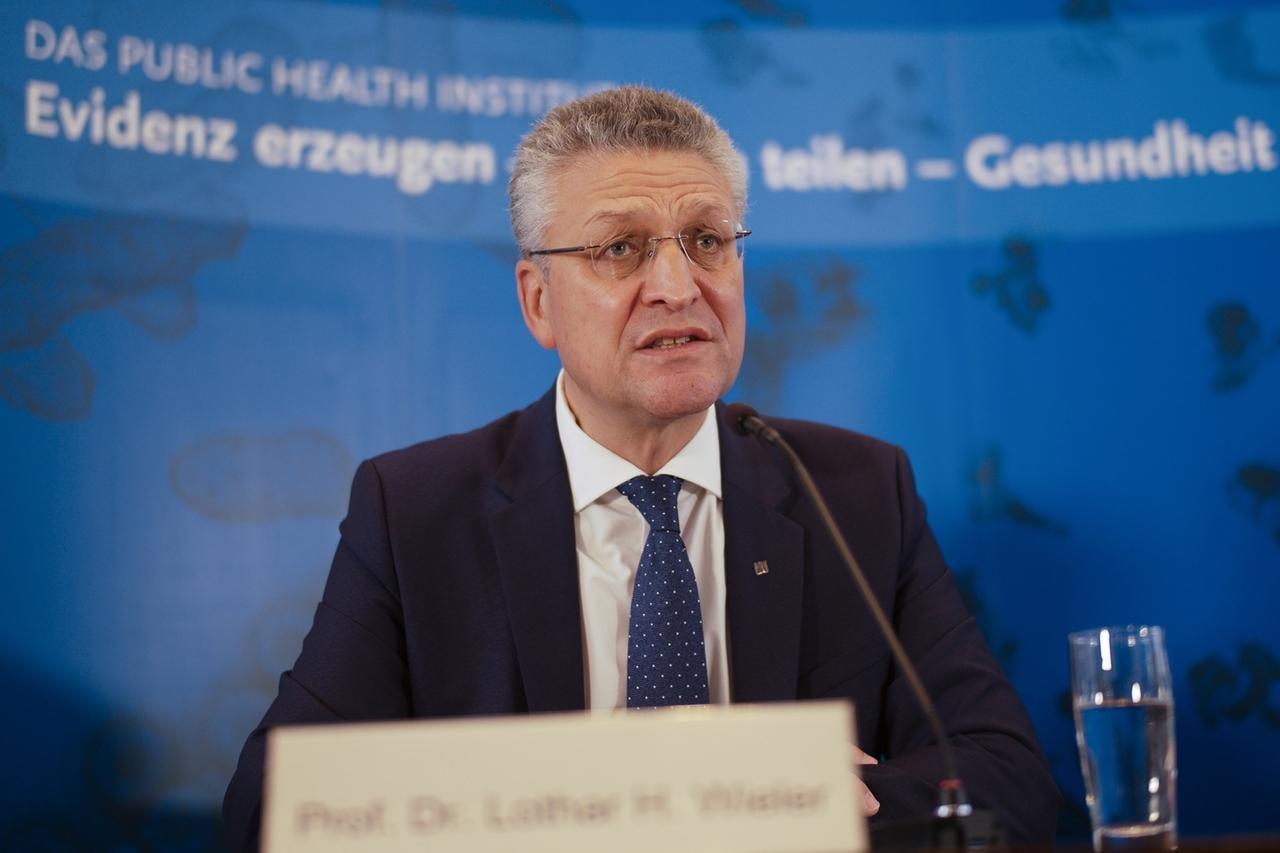 RKI meldet 22.609 Neuinfektionen in Deutschland | BR24