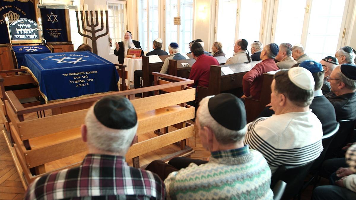 Synagoge in Regensburg