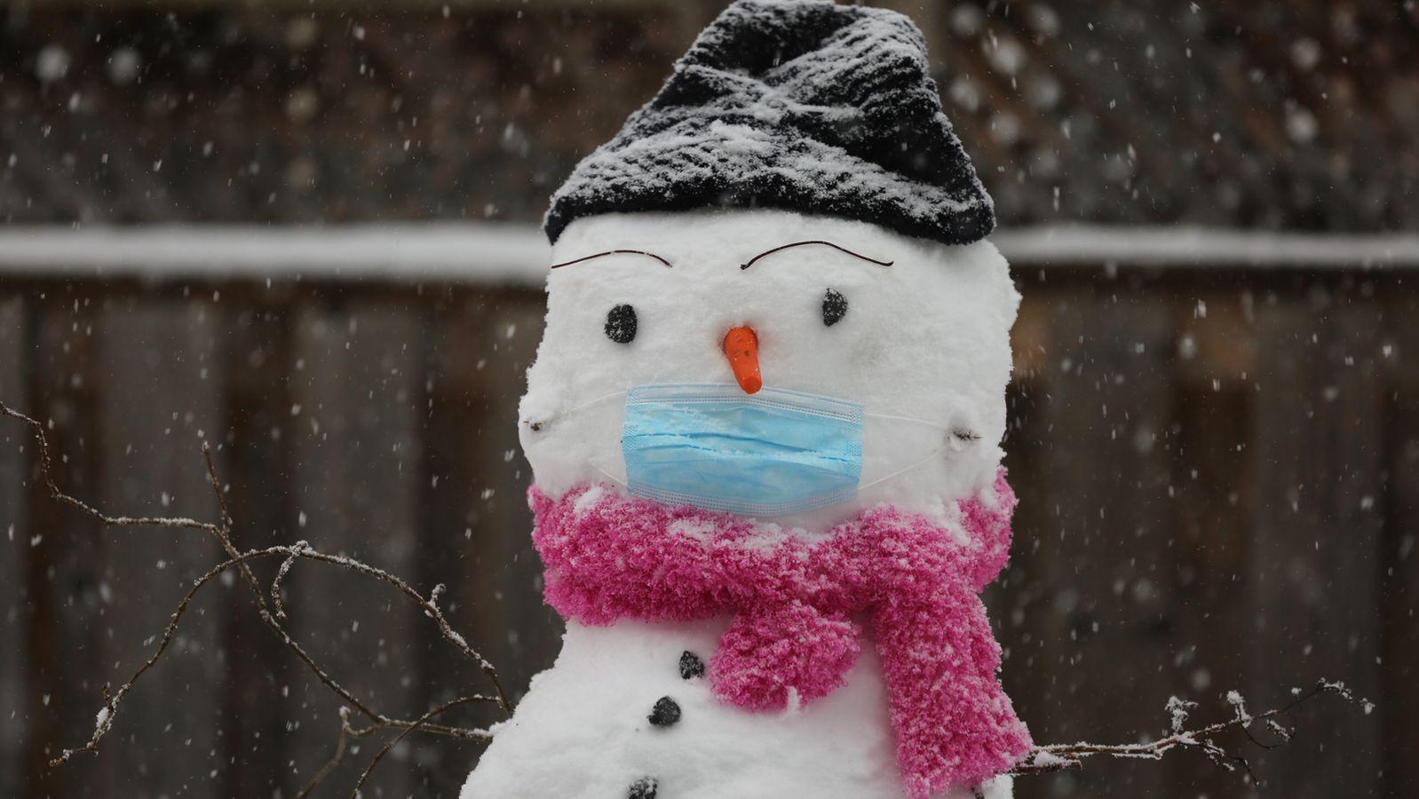 Bayern: Am Dienstag kommt der erste Schnee, aber...