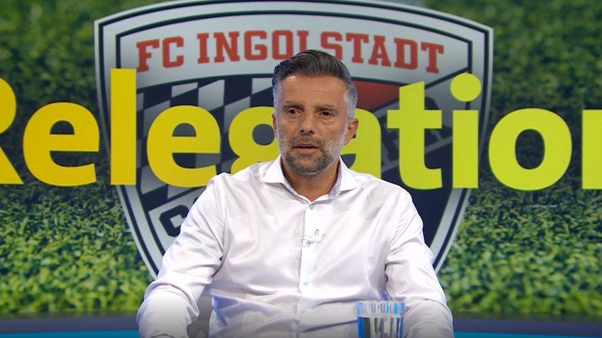 Ingolstadt-Trainer Tomas Oral