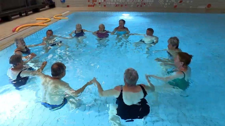 Schwimmkurs für Senioren