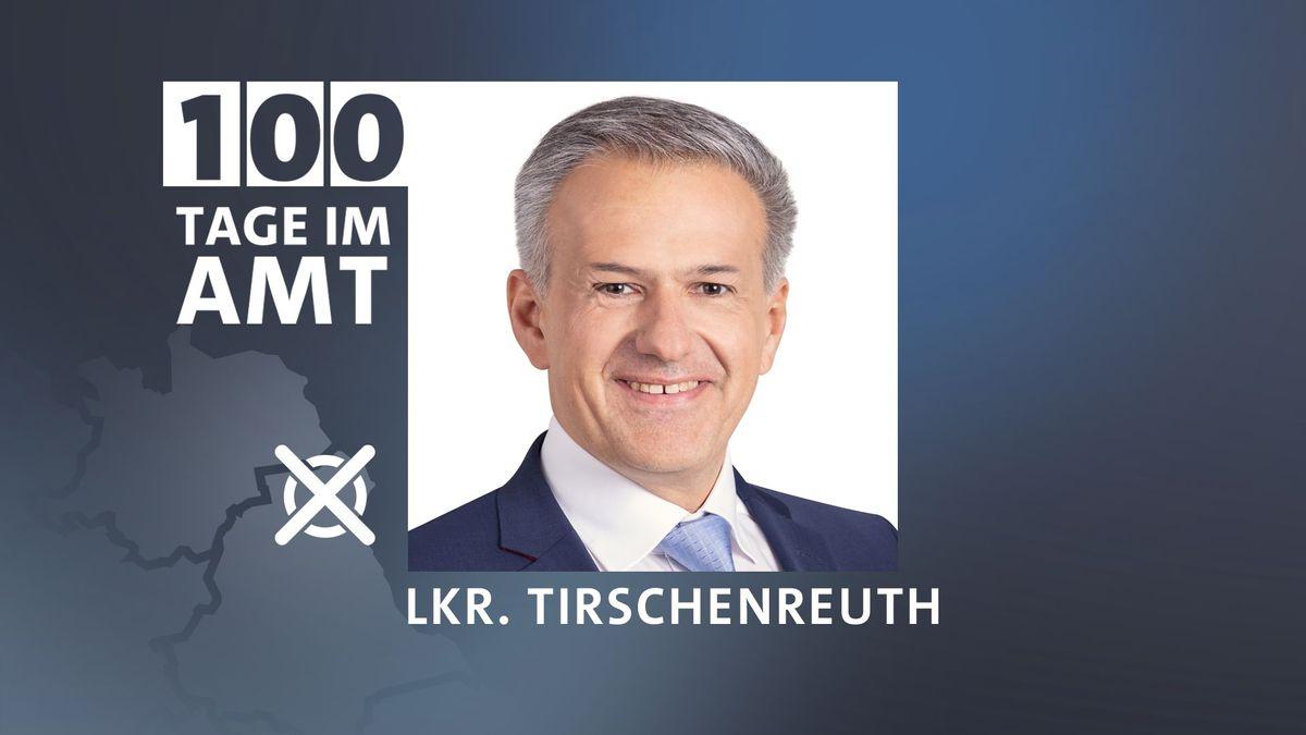 Roland Grillmeier, Landrat des Landkreises Tirschenreuth