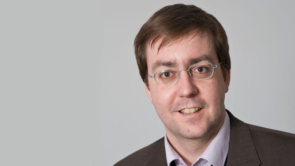 """Christian Mihr, Geschäftsführer von """"Reporter ohne Grenzen"""""""