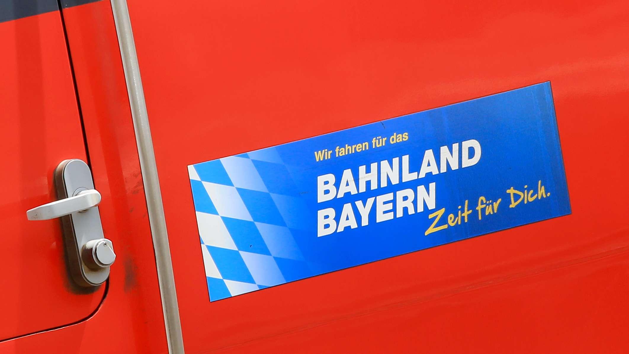 Bahnland Bayern (Symbolbild)
