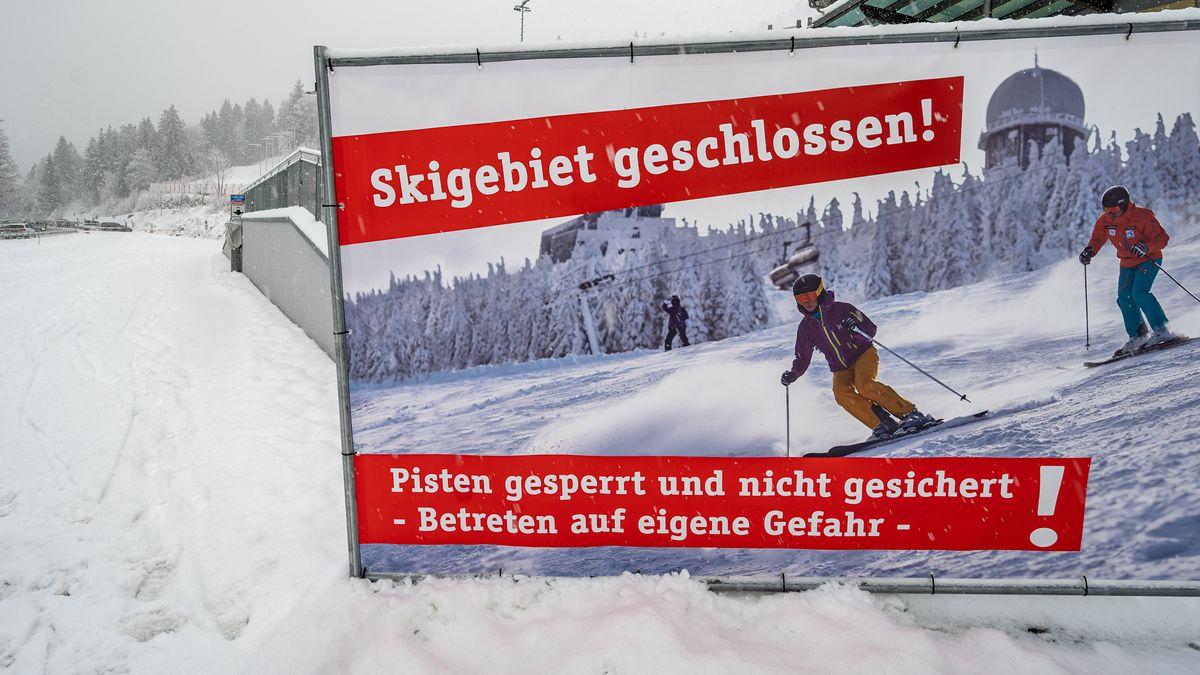 Coronavirus - Ausflugverkehr im Bayerischen Wald