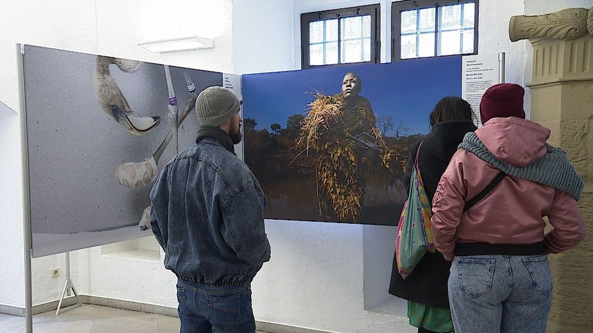 """""""World Press Photo"""" Ausstellung in Kitzingen"""