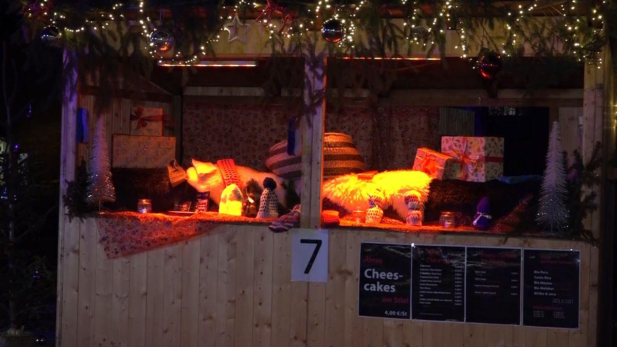 Christkindlmarkt to go in Murnau am Staffelsee