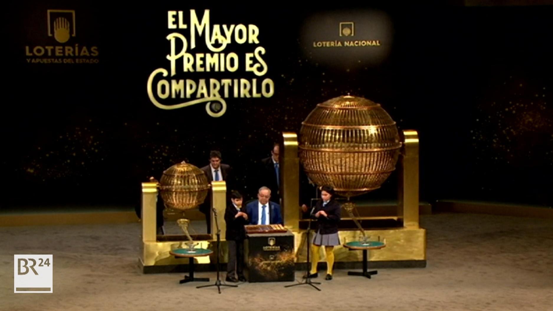 "Lotterie ""El Gordo"""