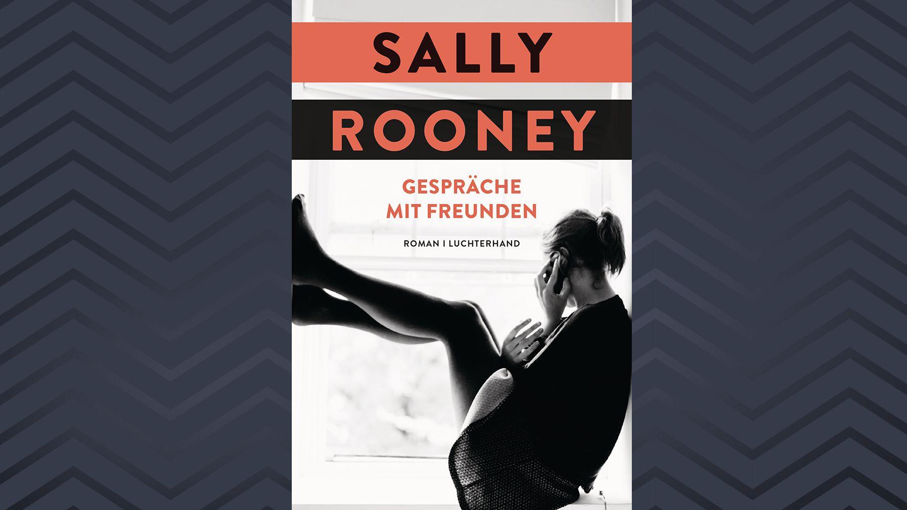 Cover: Sally Rooney: Gespräche mit Freunden
