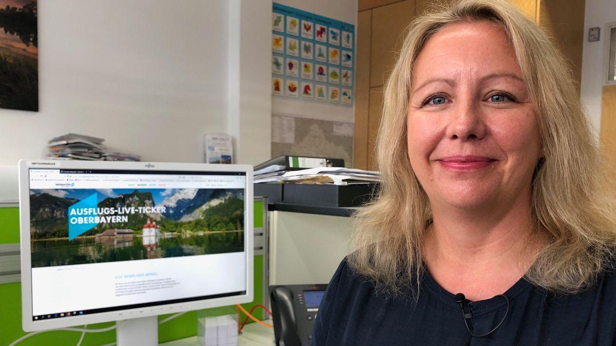 Andrea Streiter, Geschäftsleiterin Tourismusverband Inn-Salzach (Lkr. Altötting und Mühldorf am Inn)