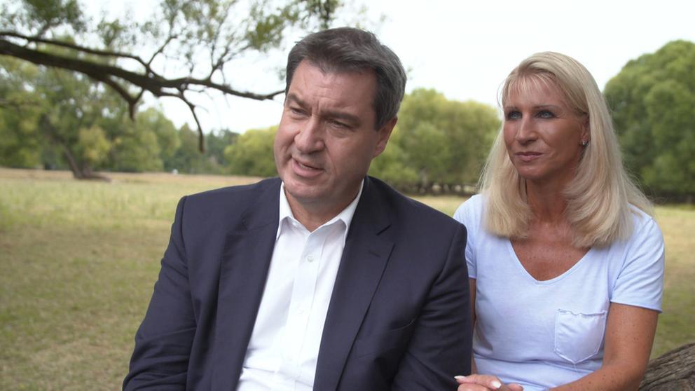 Bei der Landtagswahl steht Söder vor seiner größten politischen Herausforderung   Bild:BR