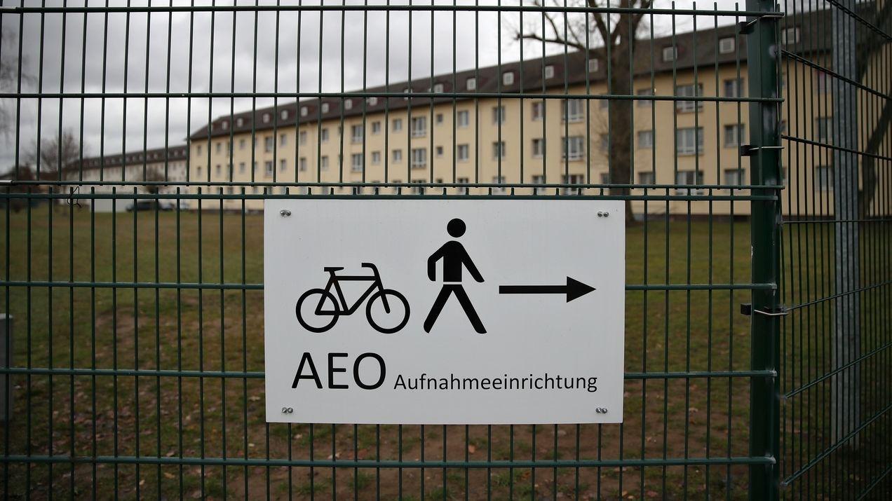 Ankerzentren in Deutschland