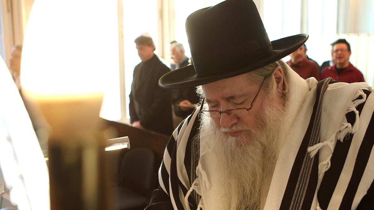 Josef Chaim Bloch, Rabbiner der jüdischen Gemeinde Regensburg