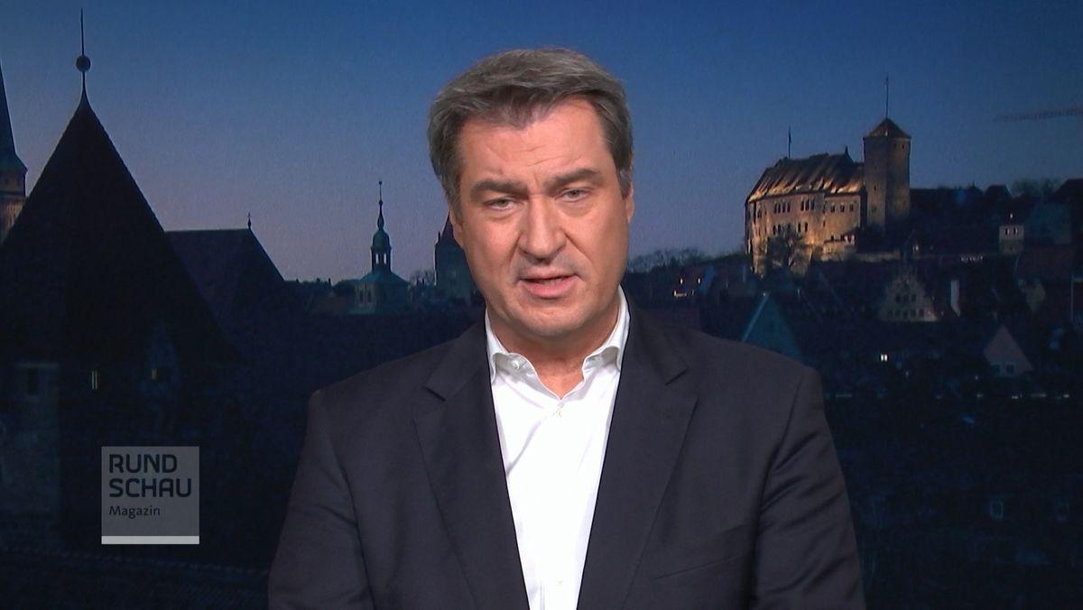 Markus Söder im BR-Gespräch