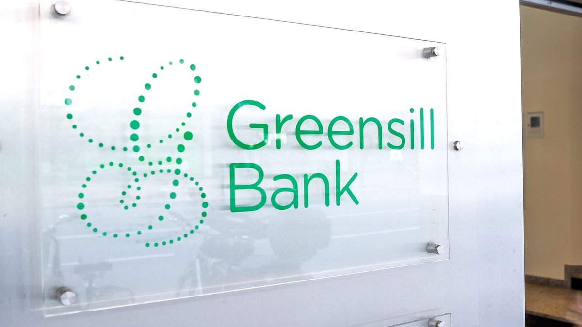Firmenlogo Greensill Bank