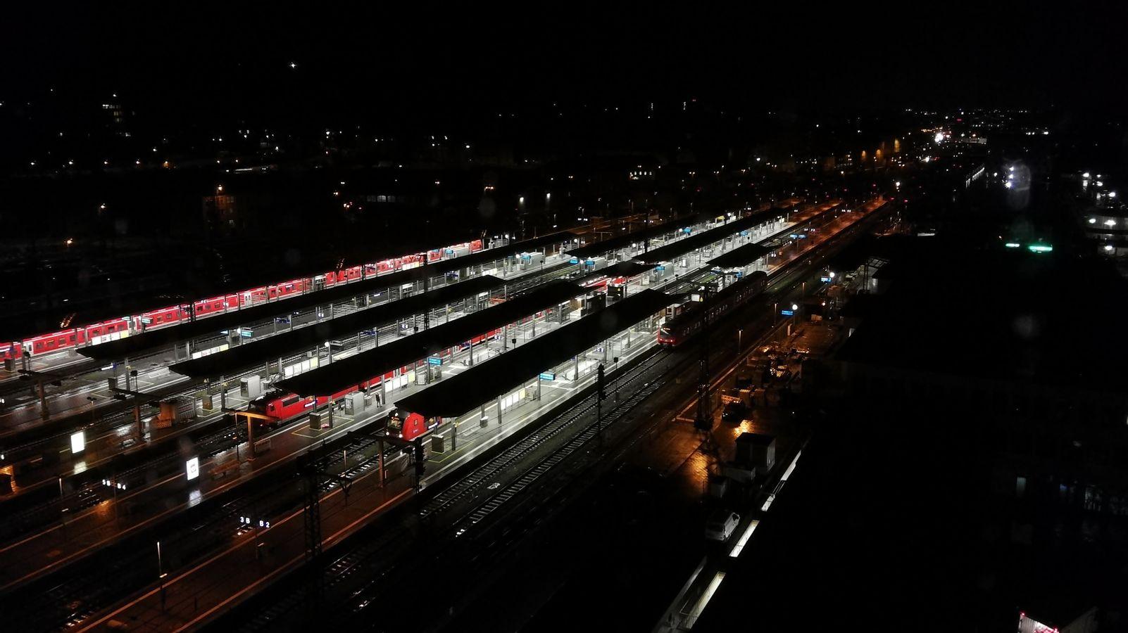 Unfall mit Güterzug in Würzburg: Bahnverbindungen entfallen