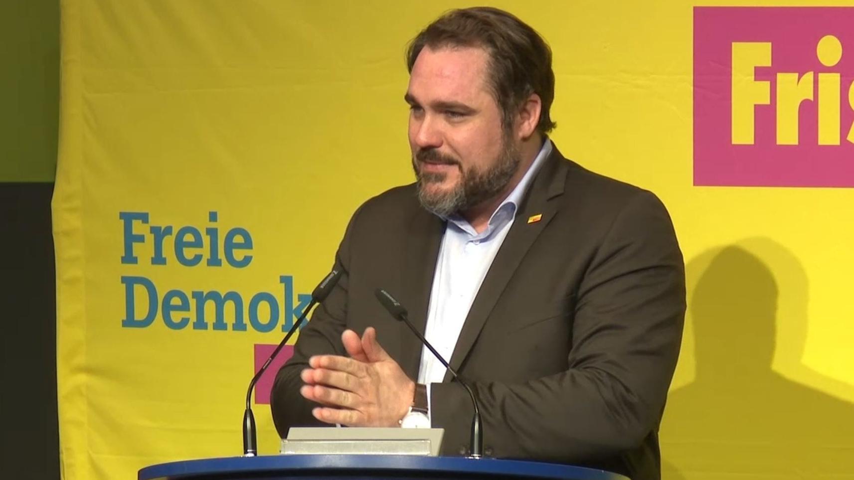 FDP-Landeschef Föst