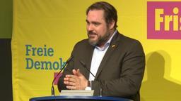 FDP-Landeschef Föst   Bild:BR