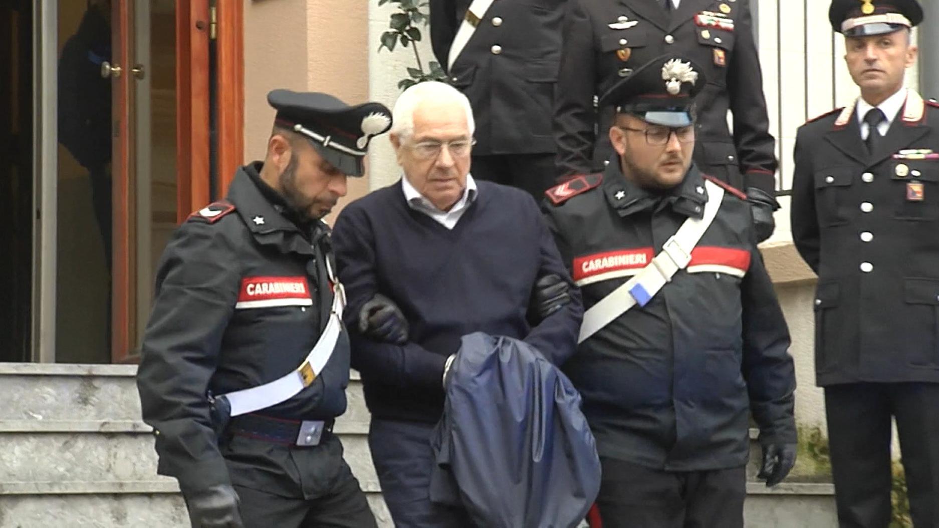 Der designierte künftige Boss der Bosse ist der italienischen Polizei ins Netz gegangen.