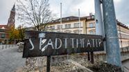 Stadttheater Landshut | Bild:picture alliance/Armin Weigel/dpa