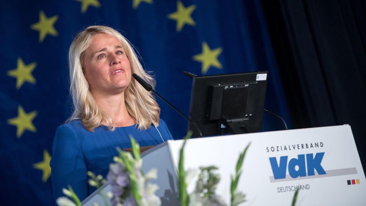 VdK-Präsidentin Verena Bentele