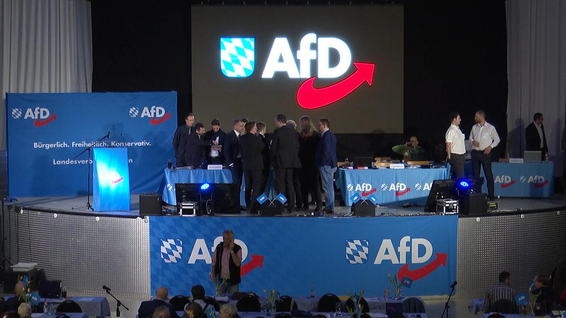 AfD Landesparteitag
