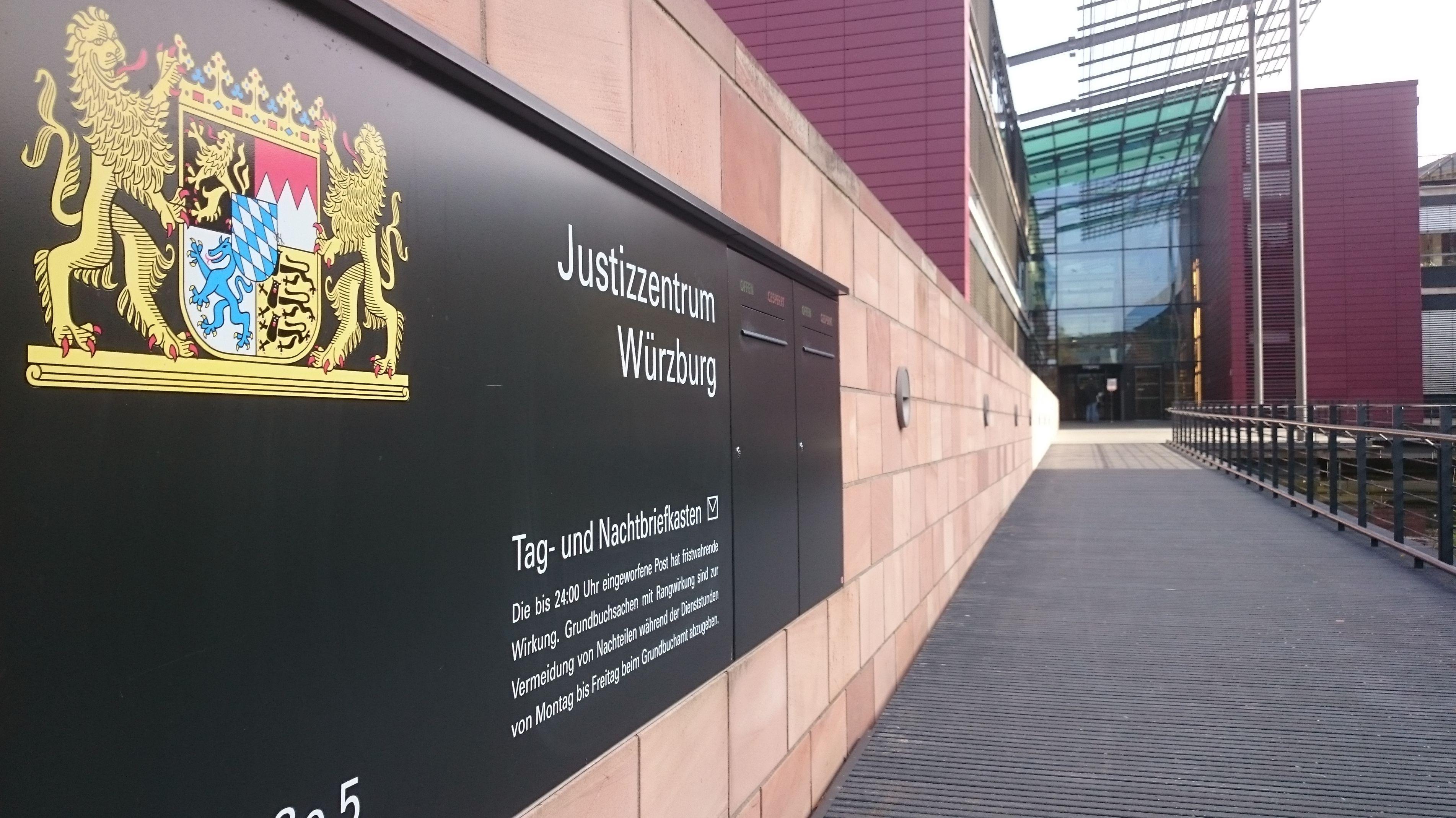 Würzburger Strafjustizzentrum