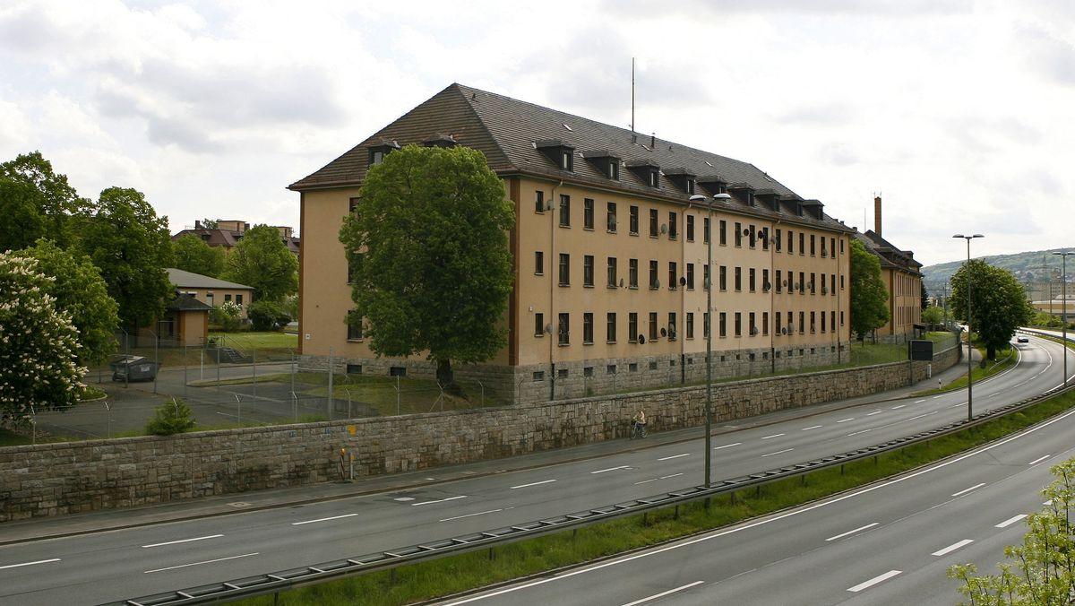 Die Gemeinschaftsunterkunft in Würzburg steht wegen Corona-Fällen unter Quarantäne.