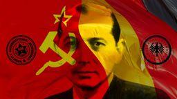 Symbolbild: Heinz Felfe zwischen KGB und BND | Bild:dpa / colourbox; Bearbeitung: BR