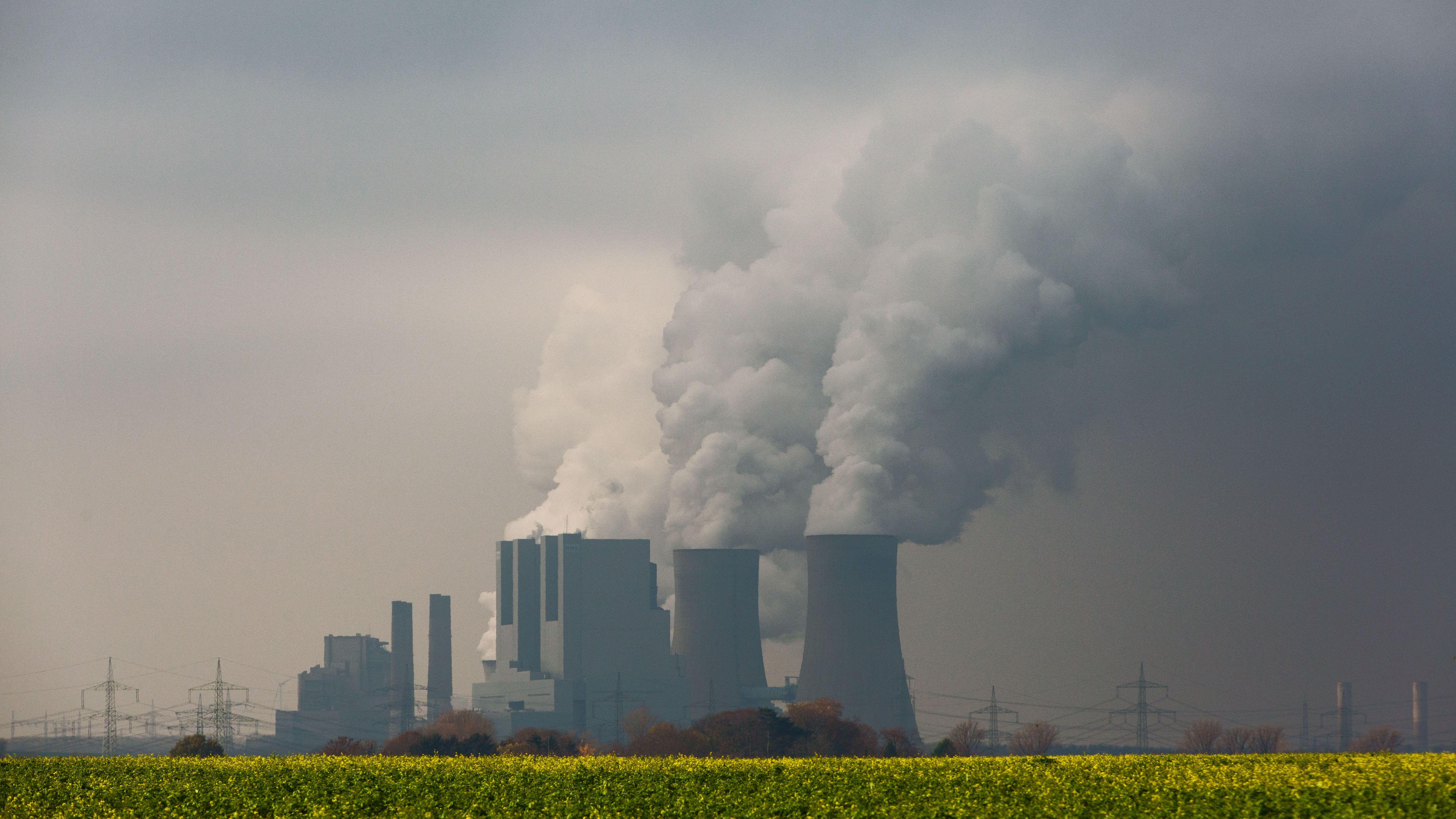 Braunkohlekraftwerk Garzweiler