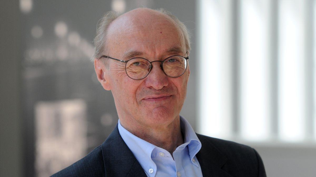 Porträt des Präsidenten der Bayerischen Akademie der Schönen Künste