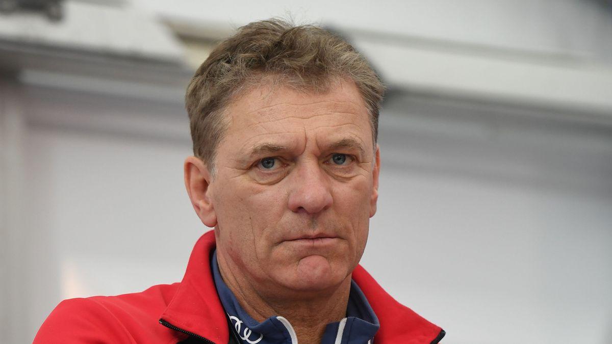 DSV-Chef Wolfgang Maier