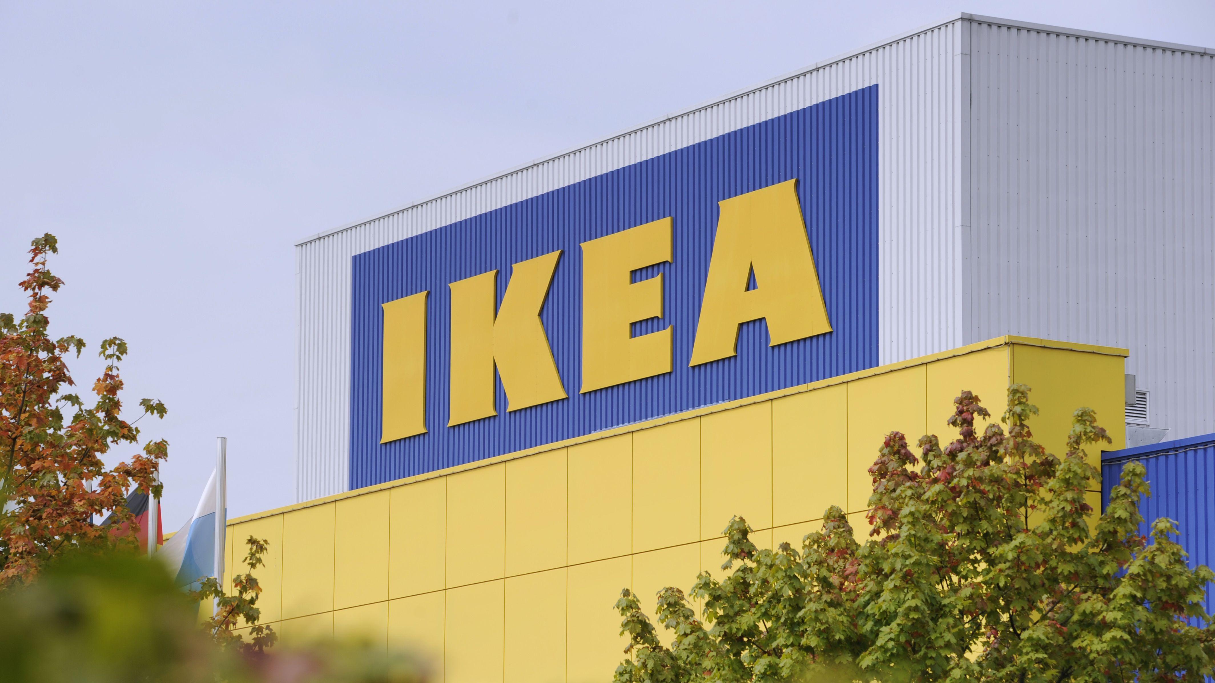 IKEA Moebelhaus in Eching bei Muenchen