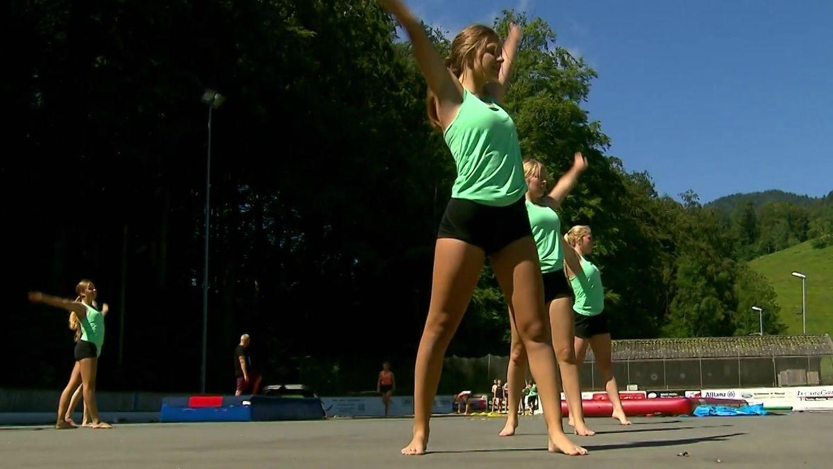 Team-Gym-Turnerinnen