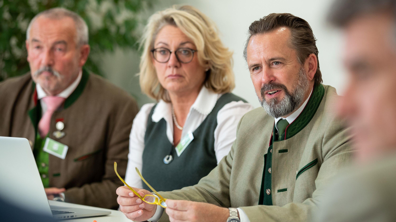 Delegiertenversammlung des Bayerischen Jagdverbandes