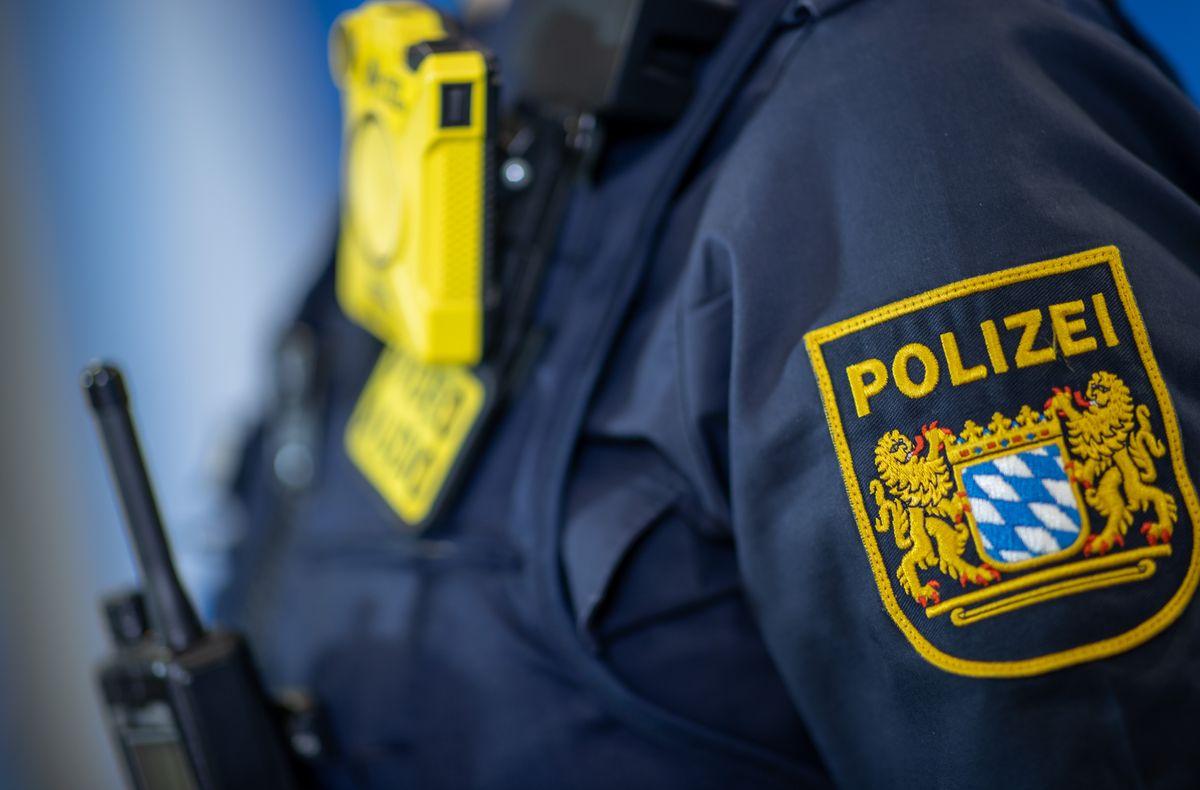 Symbolbild: Polizei in Bayern