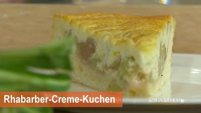 Anleitung Rhabarber Creme Kuchen Schritt Fur Schritt