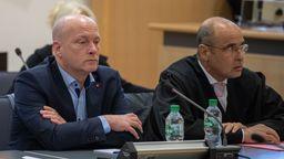 Verteidiger Peter Witting plädierte im Angriffsmodus. | Bild:dpa/Nino Mirgeler